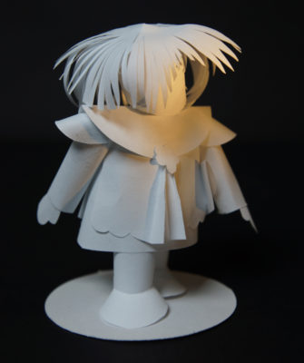Paper - Fashion lady - 2011