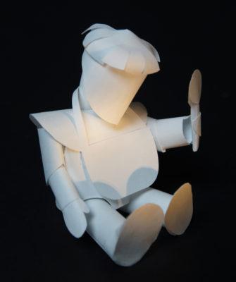 Paper - Kid front - 2011