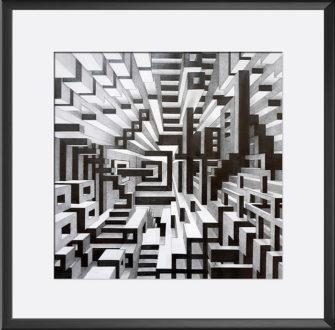 Pencil - Maze