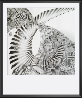 Pencil - Spiral Staircase